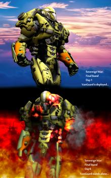 Sovereign War: Final Days