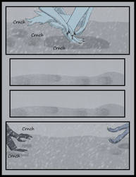 Pieces of Valiance Prologue Page 1 by LightHarvester