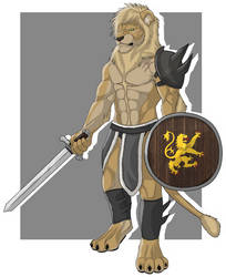 Warrior by S1RR0