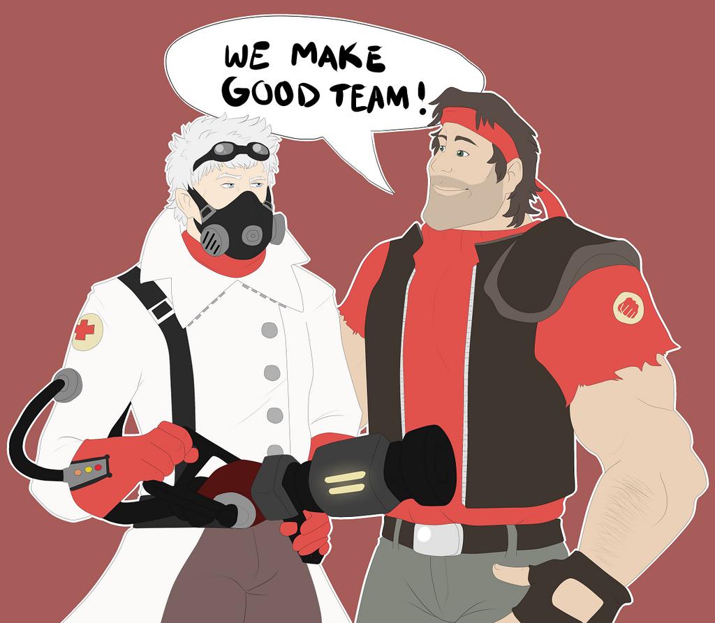 how to make a good team