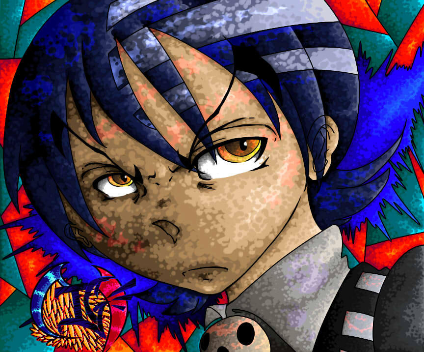 Death The Kid -Soul Eater
