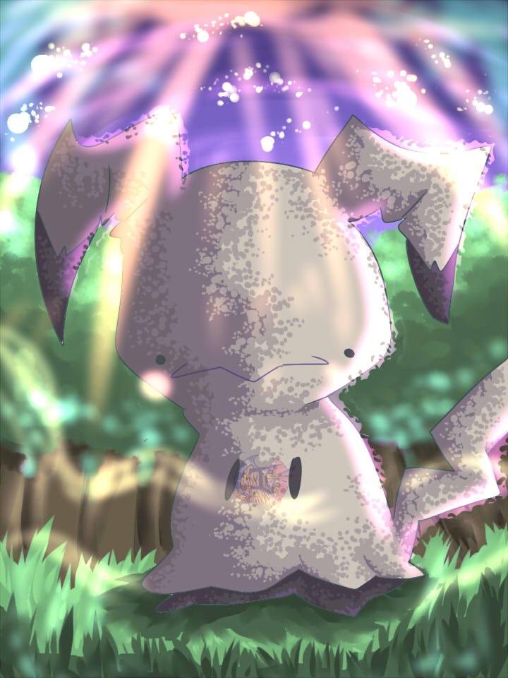 Mimikyu -Pokemon Sun and Moon by TheTigerMaster