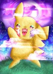 Pikachu -Pokemon
