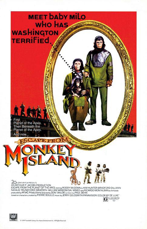 Escape From Monkey Island Digital Download