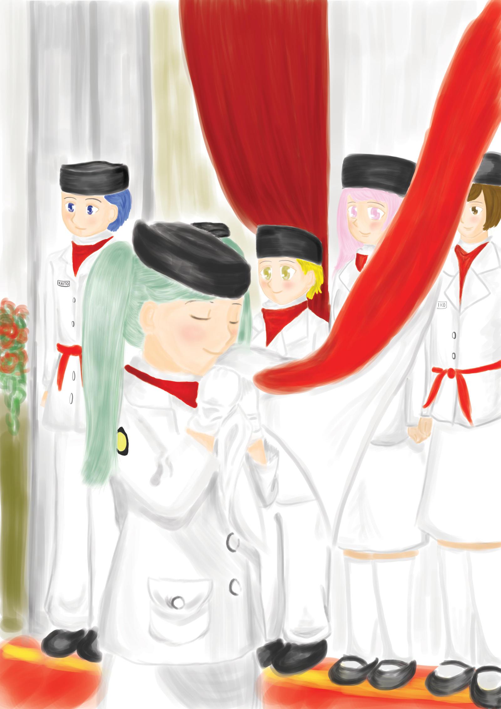 93 Gambar Kartun Anak Memegang Bendera Merah Putih Cikimm Com