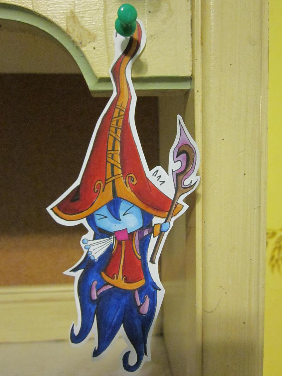 Lol: Lulu paper child by MadcapMarquess