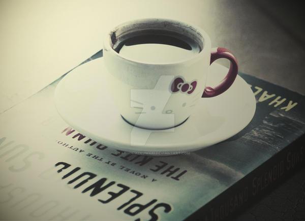 coffee break... by Fatima-AlKuwari