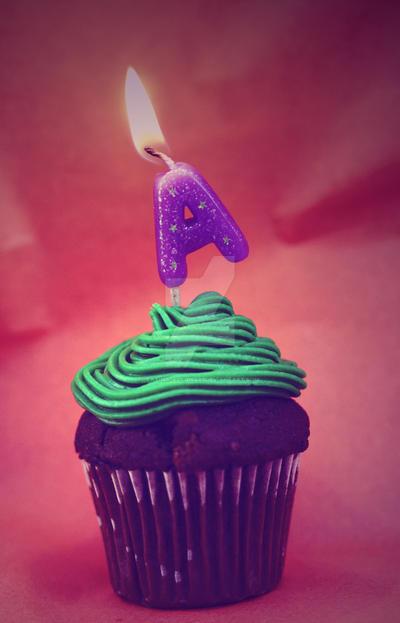 Cupcake A by Fatima-AlKuwari