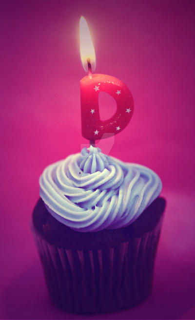 D cupcake by Fatima-AlKuwari