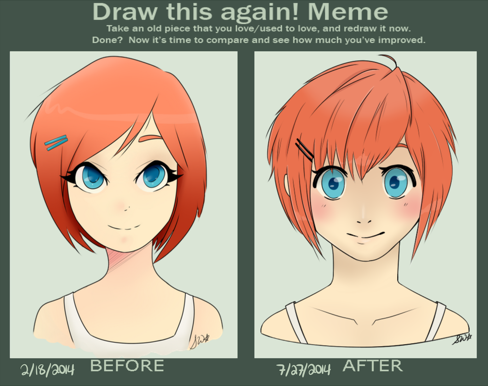 Before And After by Samalu17