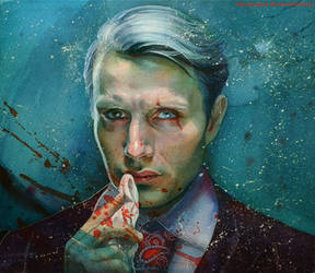 Hannibal by kimberly80