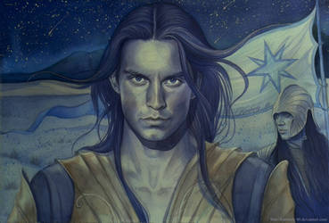 Star of Feanor by kimberly80