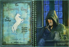 Pony sketch by kimberly80