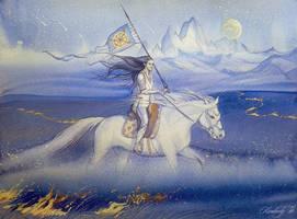 Fingolfin sketch
