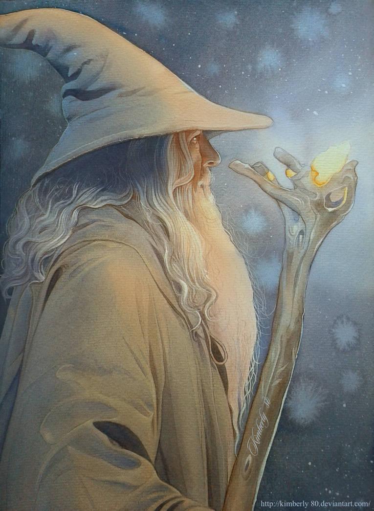 Gandalf by kimberly80