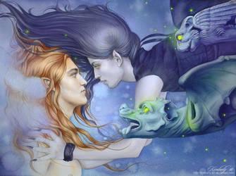 Gargoyle by kimberly80