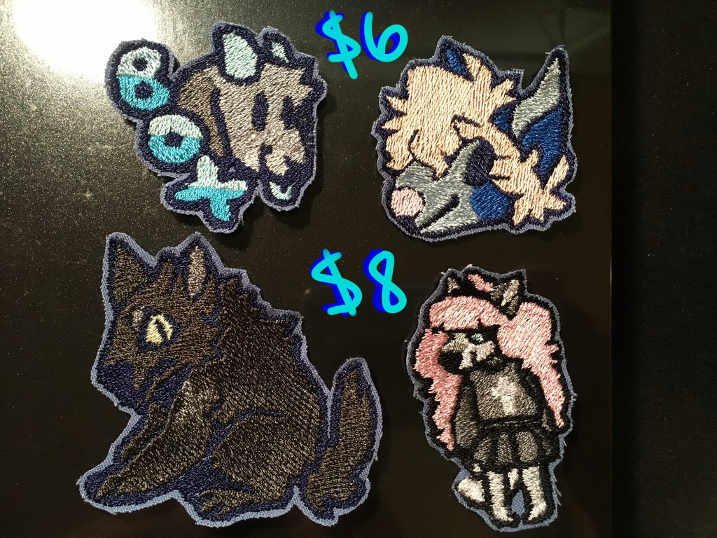 Patch Comm Examples by spiderliings