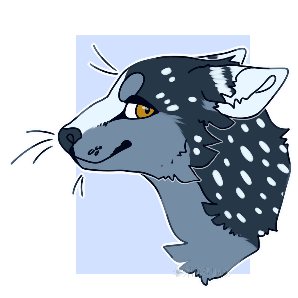 [t] servalshark by spiderliings