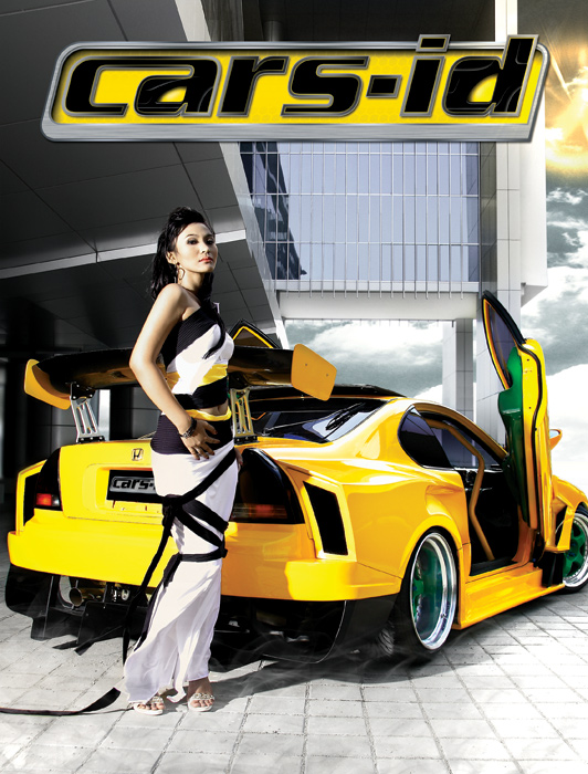 Cars Id Magazine April Edition by redpublic