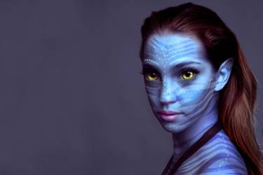 Avatar transformation by Shiva-Aure