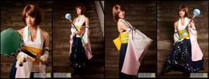 Summoner Yuna. by Mei-Hoshi