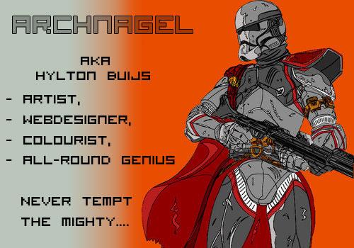 Archnagel's Profile Picture