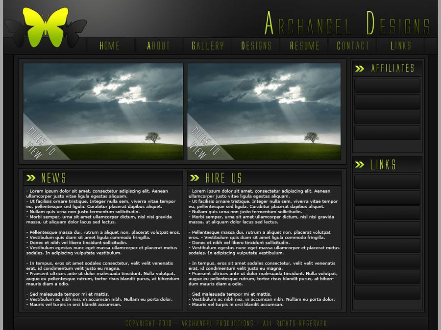 Archangel Designs Mk VII by Archnagel