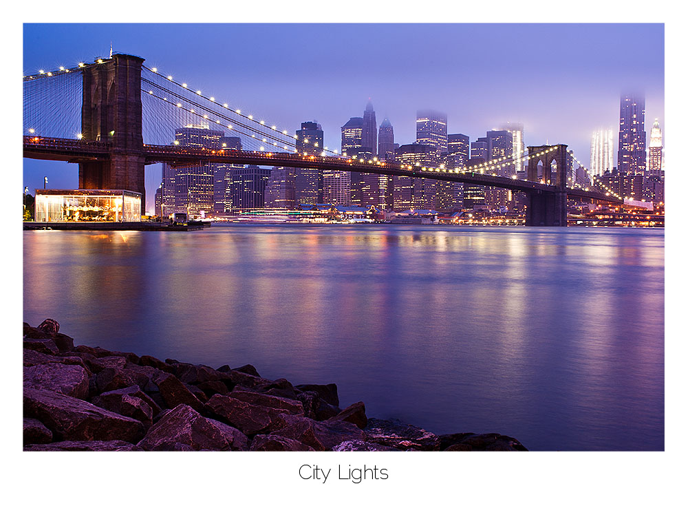 City Lights by AlexMarshall