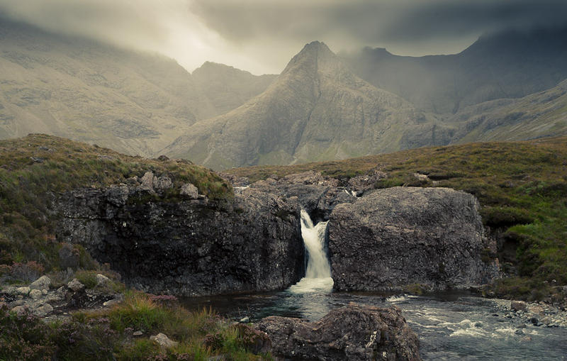Fairy Pools II by AlexMarshall