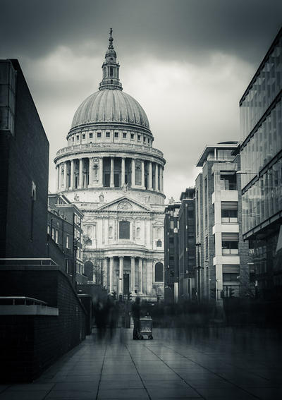 St Paul's by AlexMarshall