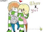 Shuu X Yui