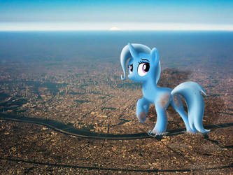 Tokyo and the Great and Powerful Trixie (Giant)