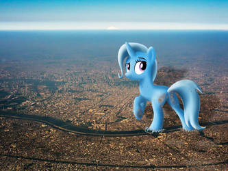 Tokyo With the Great and Powerful Trixie (Safer)