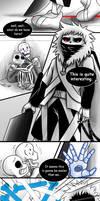 X-Hand Pg 1-5 (Crossember #07) by Dra-Aluxe