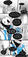 X-Hand - Pg 25-26 - (Undertale AUs comic) by Dra-Aluxe