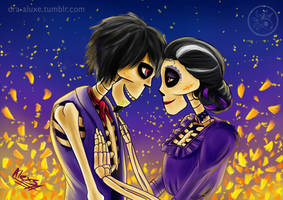 Hector x Imelda - COCO SPOILERS by Dra-Aluxe