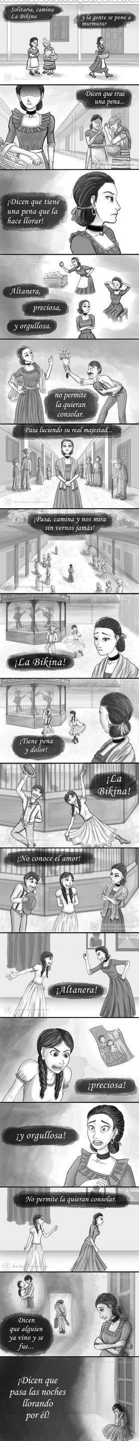 La Bikina - Imelda Rivera (Coco) by Dra-Aluxe