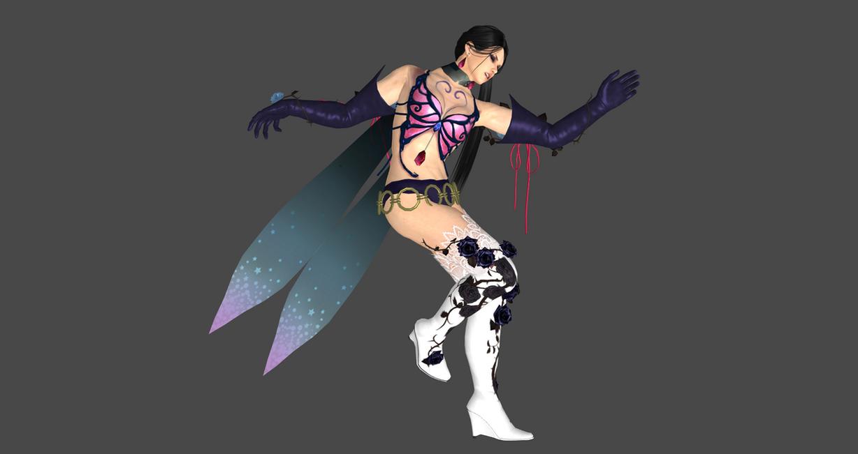 Tekken 6 Defeat Pose by Kehferey