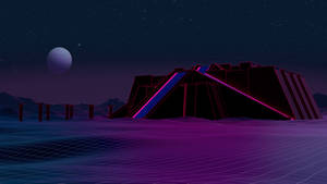 Ziggurat (Side)