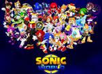 Sonic World Wallpaper V2