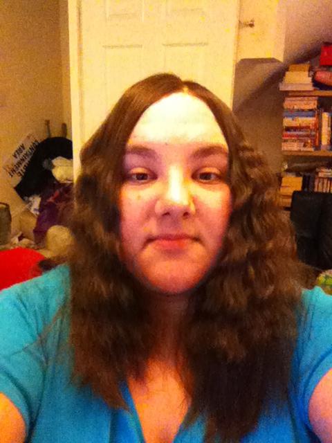 my curly hair by loxanna