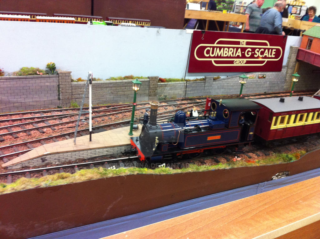 more railway models by loxanna