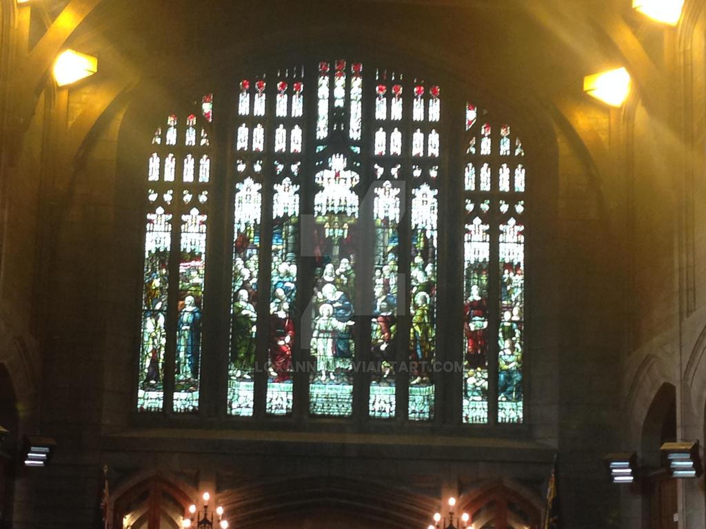 i love glazed windows by loxanna