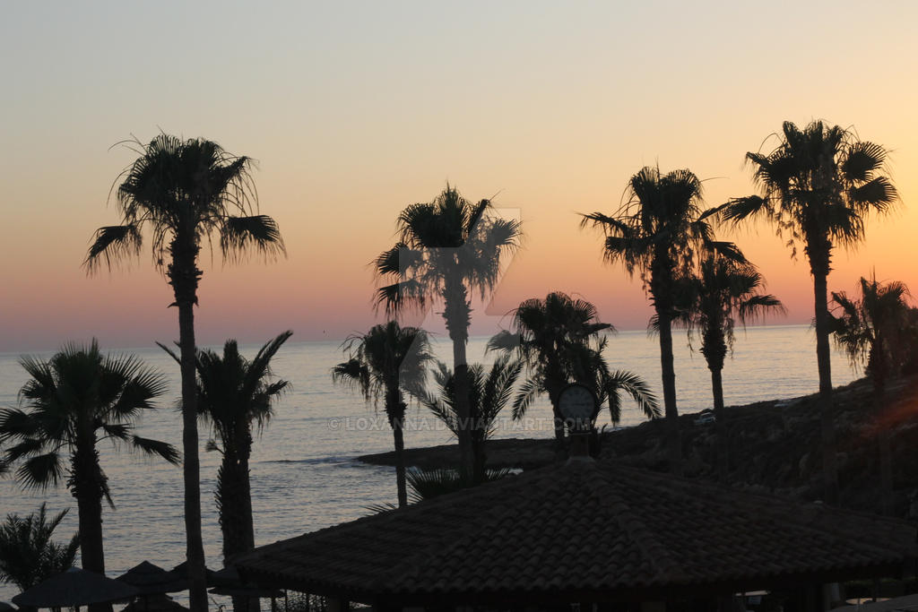 perfect cyprus night by loxanna
