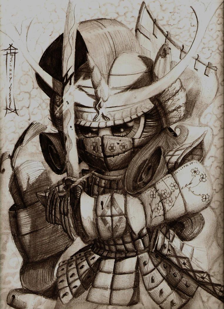 Samurai Rarity by LordGood