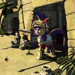 Twilight Sparkle: Sacred Band of Carthage