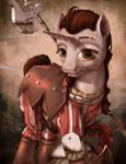 Unicorn Halberdier