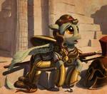 Pegasus Defeat