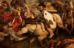 Numidian Cavalry at Cannae