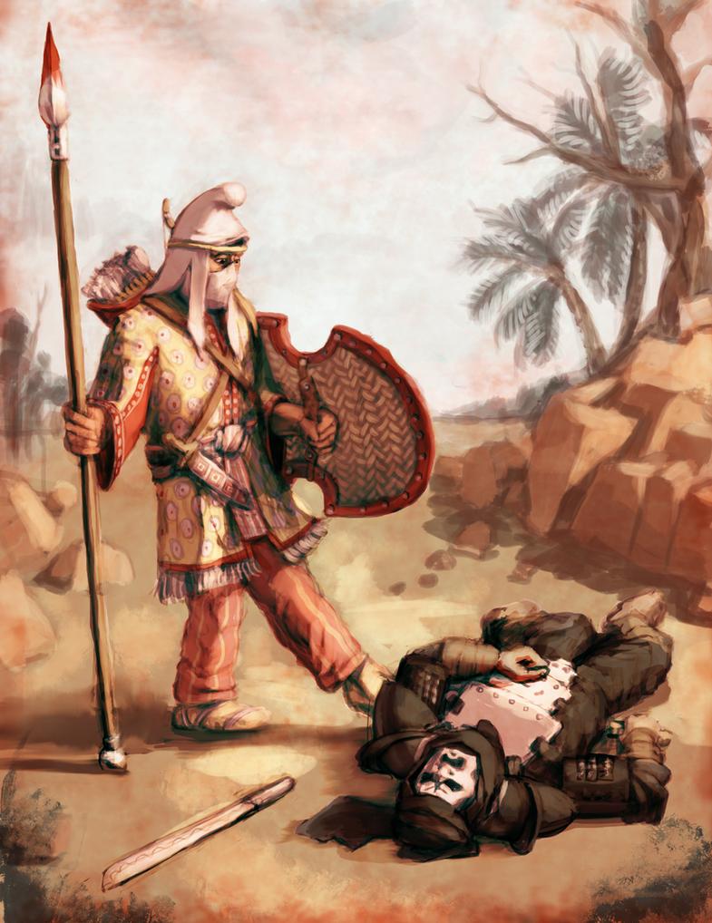 Persian Immortal By Lordgood On Deviantart